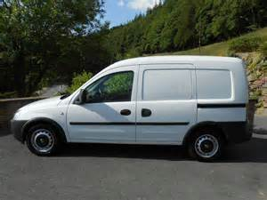 Second Vauxhall Combo Vans Vauxhall Combo 1 3 Cdti Ecoflex 75 Car For Sale
