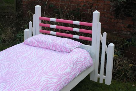 horse bed pony bed head board