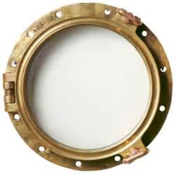 Decorative Bolts Brass Ship S Porthole At 1stdibs