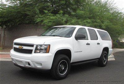 find used 2007 chevrolet suburban 3 4 ton 4x4 to find