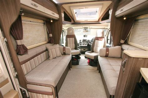 tappers upholstery auto sleepers motorhome buying guide practical advice