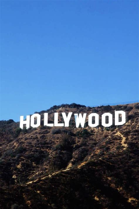 hollywood sign visit most popular places to visit in los angeles
