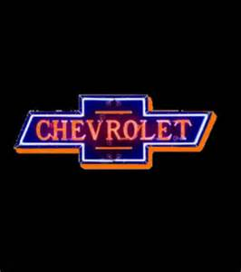 Chevrolet Signs Page Title