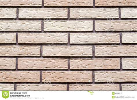Decorative Wood Cladding by Decorative Relief Cladding Slabs Imitating Bricks On Wall