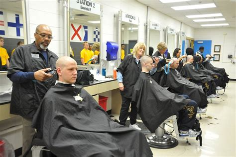 navy rtc boot c haircut men rtc barbers at the cutting edge of boot c lake county