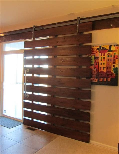 custom interior barn door for the home pinterest 58 best interior barn doors images on pinterest home