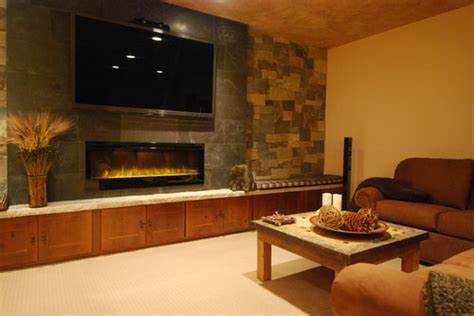 Tv Above Electric Fireplace by Blf50 Room Scene Jpg