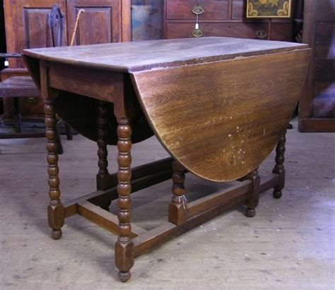 antique oak kitchen table antique oak gateleg dining or kitchen table c1920 165257