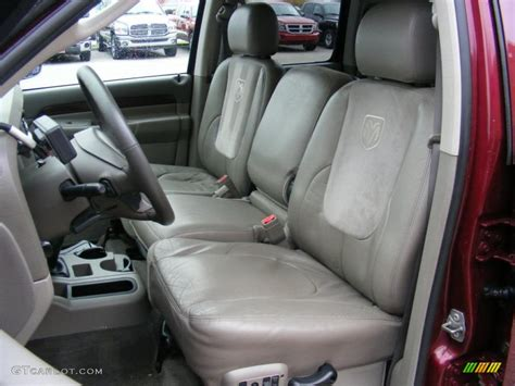 2003 Dodge Ram Interior by Taupe Interior 2003 Dodge Ram 2500 Laramie Cab 4x4