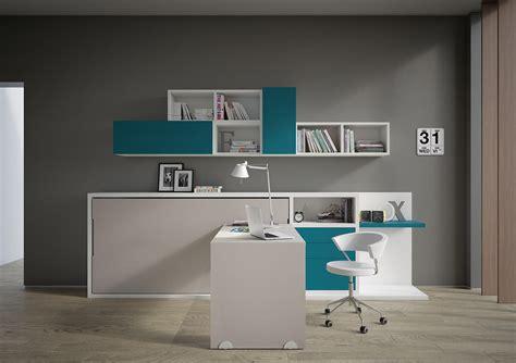 letto con scrivania estraibile armadio scrivania estraibile eo42 187 regardsdefemmes
