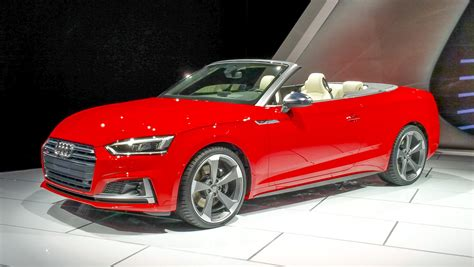 Audi S5 Top Speed by 2017 Audi S5 Cabriolet Top Speed