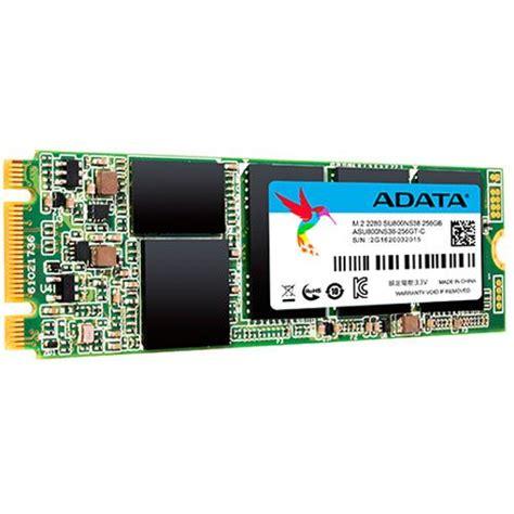 Ssd Adata 256gb Ultimate Su800 Solid State Drive 256 Gb Sata 25inch 256gb adata ultimate su800 m 2 2280 sata 6gb s 3d nand tlc