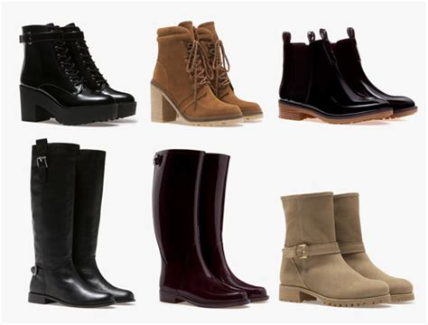2015 New Autumn Style Shoes - stradivarius shoes fall winter 2014 2015 boots and ankle