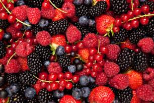Be a berry smart eater