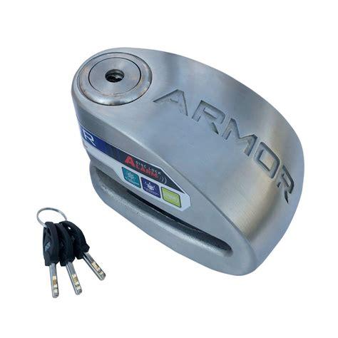kilitdeposucom armor  mva alarmli motorsiklet disk