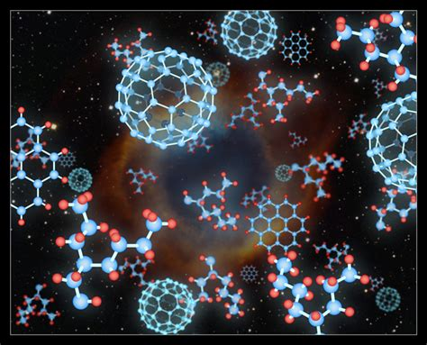 pattern formation molecules how to build carbon soccer ball molecules in space