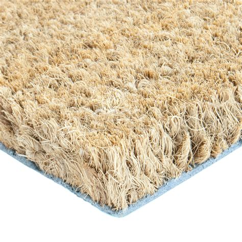 Coconut Fiber Doormat 17mm 24mm coir doormat various sizes entrance matting wiper shoes coconut fiber ebay
