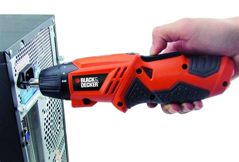 Black Decker 4 8v Screwdriver black decker kc4815 4 8v cordless screwdriver 1 year