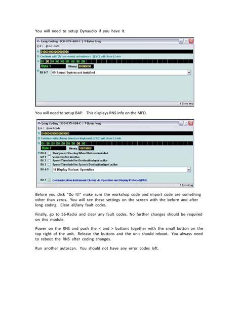 cc installation rns 510 10 vw passat cc installation guide