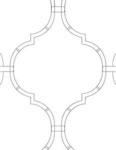 moroccan shapes templates 1000 images about stencil patterns on