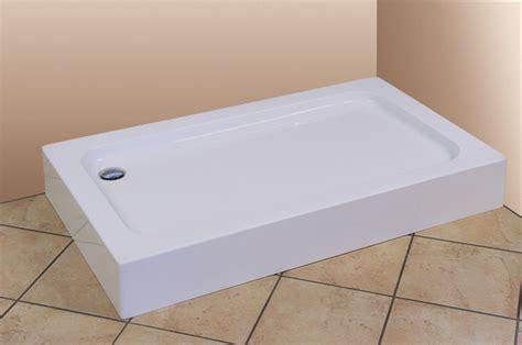piatto doccia rialzato spazio vasca