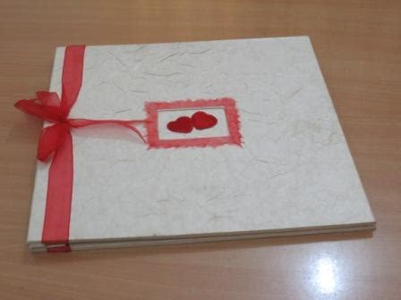 Handmade Paper Scrapbook - handmade paper scrapbook buy spiral paper scrapbook