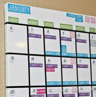 make your own family calendar 20 organization tips for a low stress school year