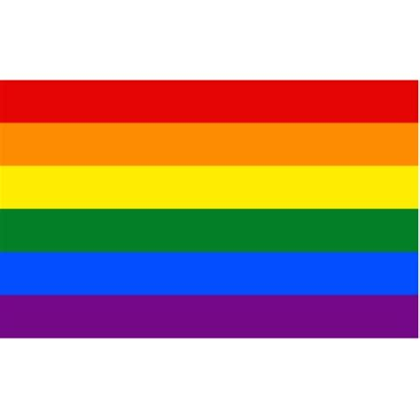 lgbt gay pride rainbow flag cut outs zazzle