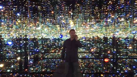where is the infinity room infinity mirrored room at the broad in la