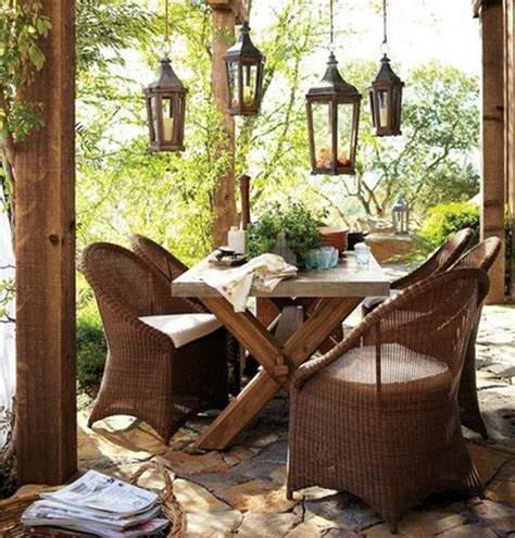 beautiful outdoor furniture garden ideas