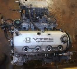 honda accord 1 8i vtec s 2000 f18b2 engine with injectors