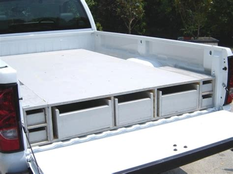 truck bed organizer diy stunning how to install a truck bed storage system how tos