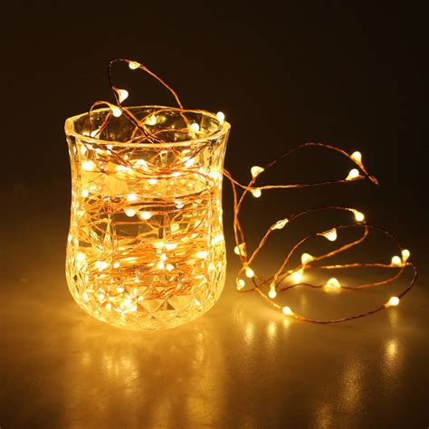 battery powered mini christmas lights