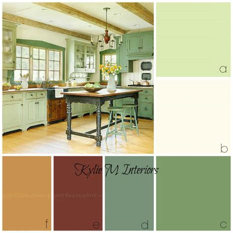 country kitchen paint ideas the best rustic farmhouse paint colours benjamin