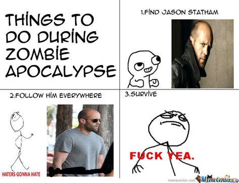 Funny Zombie Memes - funny zombie apocalypse memes