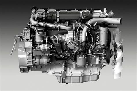 scania adds 13 litre bio diesel engines to its 6