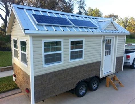 Americana Tiny Home For Sale On Ebay Tiny House Talk Tiny Trailer Houses For Sale