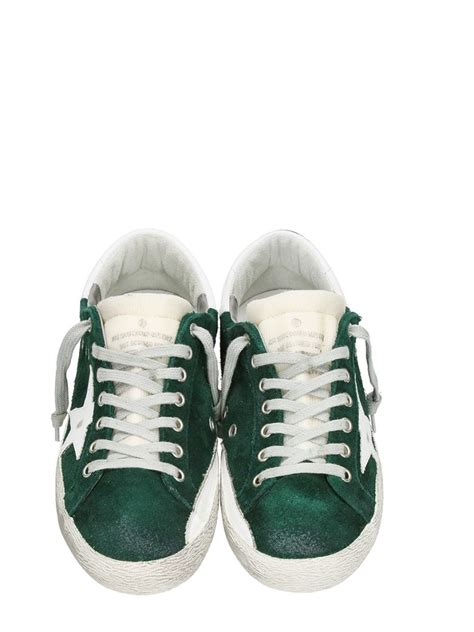 forest green sneakers golden goose forest green superstar sneakers modesens