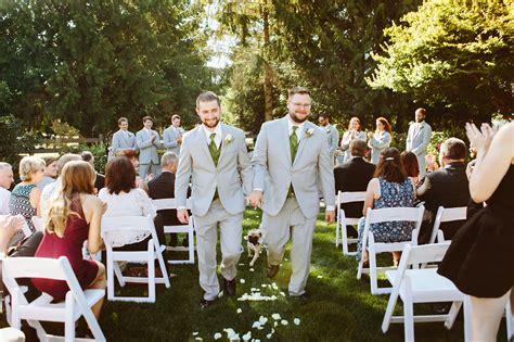 backyard wedding blog matt and bryant seattle wa backyard wedding photographer