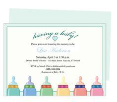 baby shower templates for mac pages cute maternity baby shower invitation template edit