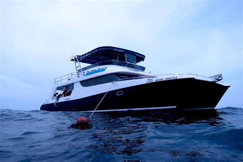catamaran yacht tour diving and snorkeling by catamaran yachts tours on koh
