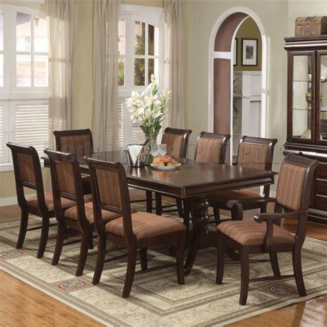 Meja Makan Marble 8 Kerusi set kursi meja makan model klasik provencial