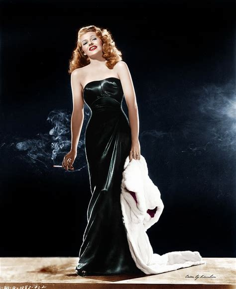 classic hollywood glamour 4 by filmnoirphotos on deviantart 160 best rita hayworth images on pinterest classic