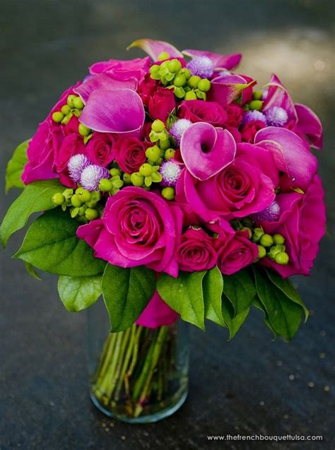 green and pink wedding bouquets 17 best ideas about pink bouquet on