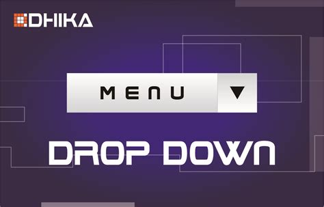 Membuat Menu Dropdown Dengan Wordpress | cara membuat menu dropdown dengan html dhika dwi pradya