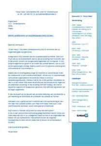 Cv Sjabloon Indesign Voorbeeld Een Cv En Motivatiebrief Op 1 A4 Voor Een Semi Open Sollicitatie In De Zijbalk