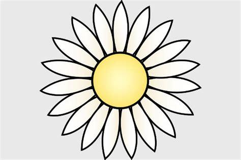 daisy flower cut out template www pixshark com images