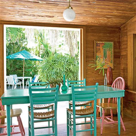 key west cottage living decorating completely coastal