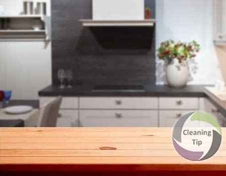 Cleaning Wood Countertops by How To Clean Wood Countertops By Trade