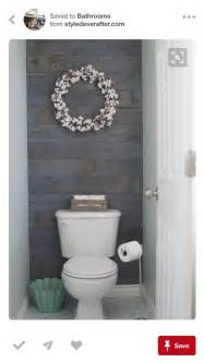 Shiplap Bathroom Wall Really Really Liking This Shiplap Wall For The Home